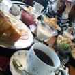 孫とモ-ニング珈琲