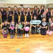 連Pソフトバレーボール大会・年少組親子夏体験遊び