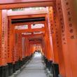 東福寺と伏見稲荷へ行ってきました