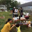 秋の収穫祭とBBQ