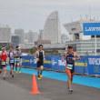 世界トライアスロン横浜大会応援!