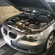 BMW・ヘッドライト研磨