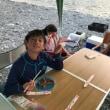 キャンプ  in穴吹川