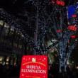 恵比寿ガーデンプレイス ウィンターイルミネーション 2017@映画「レインツリーの国」ロケ地