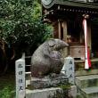 大豊神社で御朱印を