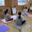 子育て支援室イベント「ママのためのヨガ教室」をおこないました!