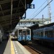 H29.8.19(土) 連続立体交差事業がはじまった松山駅