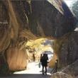 初めての昇仙峡・秋の渓谷を歩くプチ旅・4 ~名所もあります、滝と石門