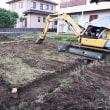 良い家を造って売りたいプロジェクト!  『 外房の家分譲地区画No2(仮名) 』⌂Made in 外房の家。は基礎工事無事着工!&ネーミング=『 なんとなく中庭みたいなHOUSE 』で決まりました!