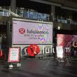 lululemon LUCUA opening event♪