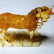 3D立体パズル ゴールデン・ホース 10311