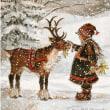 クリスマス会があります。