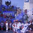 【八戸三社大祭】お通り(山車行列)