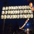 2017夏・松戸宿坂川献灯まつり