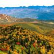 フォトアルバム、かつて武尊山で眺めた雄大な秋景