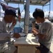 テーブル作りとヨット「クリーム」
