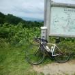 2018/07/11 夕霧から菱広までサイクル登山 お初のパンク