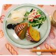 パン教室で作った「かぼちゃのカンパーニュ」で朝ごはん