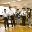 東京都青梅六中のブラスバンド部七人の侍の健闘を心より祈る