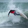 『サーフィン大会』 競技
