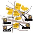 【街かどキャプチャ】あらいぐまラスカル マンホール蓋発見!!@多摩市関戸