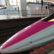 あー、乗りたいな・・・HELLO KITTY SHINKANSEN