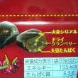 森永製菓、おいしくモグモグたべるチョコ・・・クランベリー&大麦シリアルっ!><