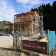 Youの自由な家プロジェクト!『 御宿町浜 Nさんの家 』⌂Made in 外房の家。は上棟後の大工工事が順調進行中!です。