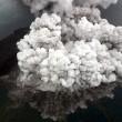 Krakatoa火山の警戒レベルがアップ  インドネシア