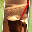 ココナッツミルクコーヒー