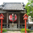 046佐野市大和町・三日月神社の庚申塔(最寄り:佐野市駅、佐野駅)