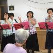 6月13日高知Jゴスペルクラブがグループホームで訪問コンサートを行いました