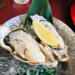 牡蠣とアナゴ