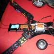 X500制作 受信機 GPS FC周り搭載