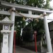 新居の氏神様(六甲八幡神社)