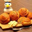 横浜 かもめパン 『ポルカ』というネーミングのパンです ♪