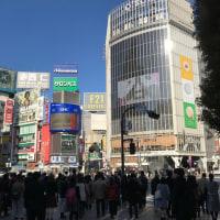 夜じゃありません。渋谷の午前