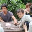 8月12日風の学校のサバイバルキャンプ無事に終了