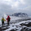 支笏湖散歩 ~ 初冬の樽前山