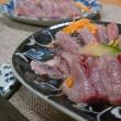 久々に、釧路のサンマで刺身を作る♪