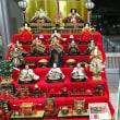 JR東海道本線は袋井駅構内 今年も「ひな飾り」設置 (オマケは貨物列車)