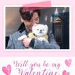 今日は …… Happy Valentine ❤️