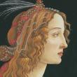 シモネッタ・ヴェスプッチ 名画『ヴィーナスの誕生』のモデルとなった絶世の美女 (1453~1476)