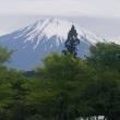 土曜日曜の富士山