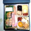 博多久松のお試しおせち料理が届きました。