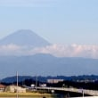 富士山と秋のドライブ
