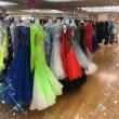 ドレスメーカーのジャンティさんのドレス、ダンスウエア展示販売してます!「福岡市社交ダンス教室のダンススクールライジングスター」