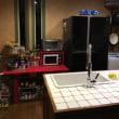 キッチン  clean up   大作戦❣️