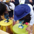 おれんじ 5歳児 製作☆給食