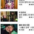 韓国内の映画 NAVER映画の人気順位 と 週末の興行成績 [2月9日(金)~2月11日(日)]